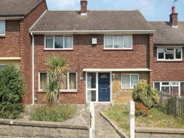Open Property Group purchase a mid-terrace house in Gravesend in need of renovation